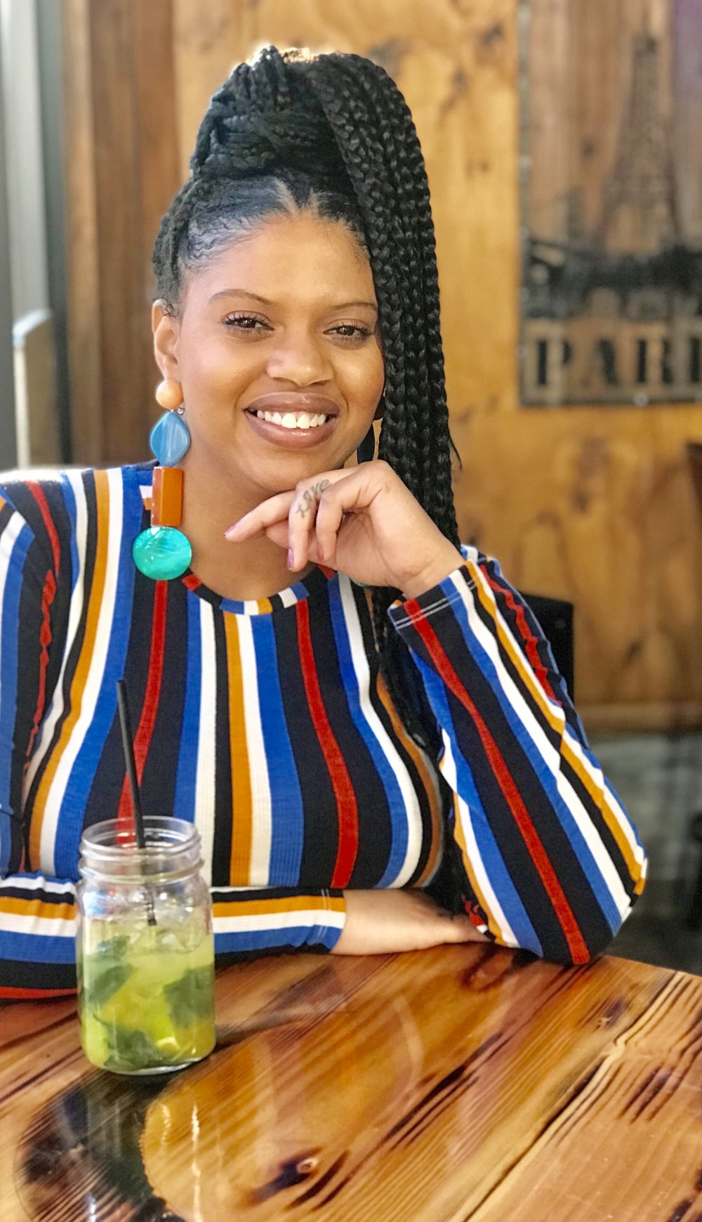 About writer:  Beya J. is an urban enthusiast. Through her travels, she ensures to engage in local culture, customs + food while exploring concepts that build community and highlight themes around urban living. She is Dominican-born, raised in Lawrence, MA. IG/TWITTER:  plump_lips