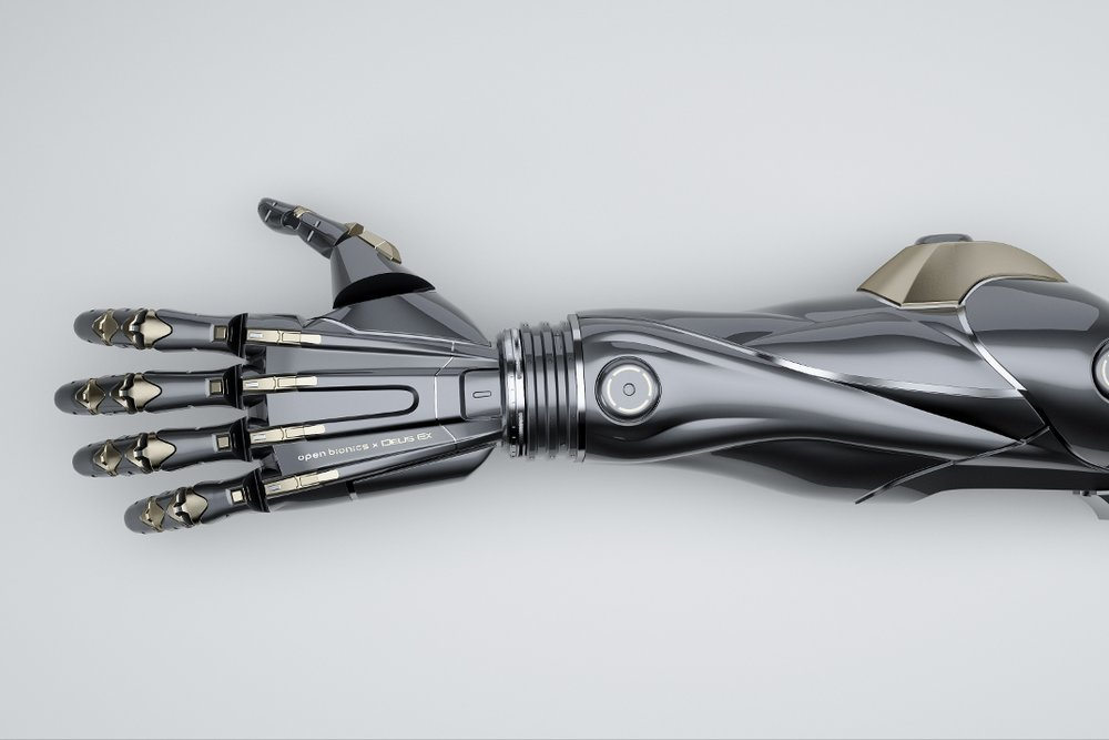Open Bionics: Turning Disabilities Into Superpowers - Developing affordable devices that enhance the human bodyTECH // April 4, 2018