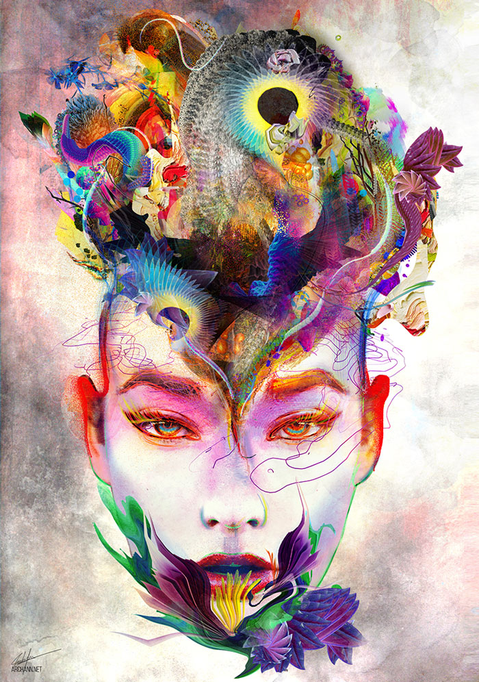 Psychedelia / Archan Nair