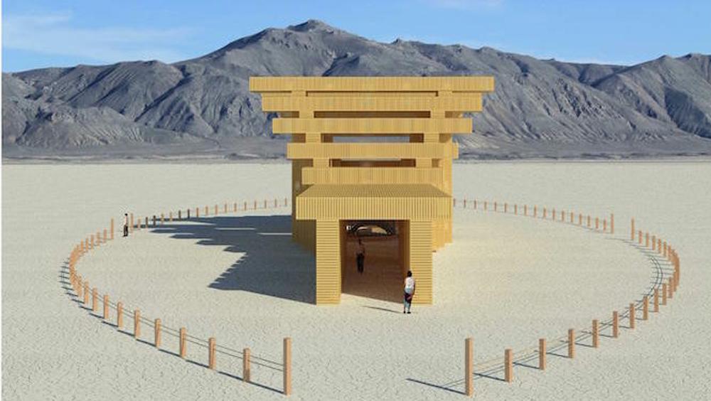 Photo: The Burning Man Journal