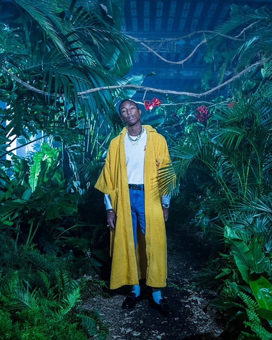 Chanel And Pharrell Debut Collaboration Campaign - Fashion // March 26, 2019