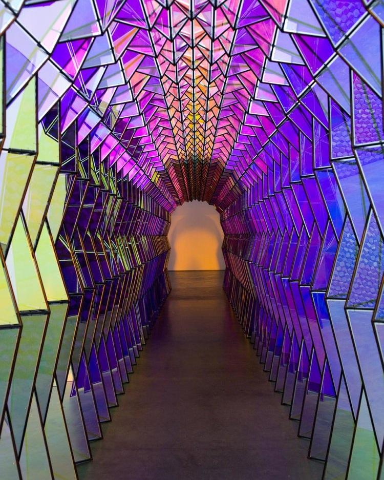 Olafur Eliasson Reflects Geometric Ingenuity - Art // March 29, 2019