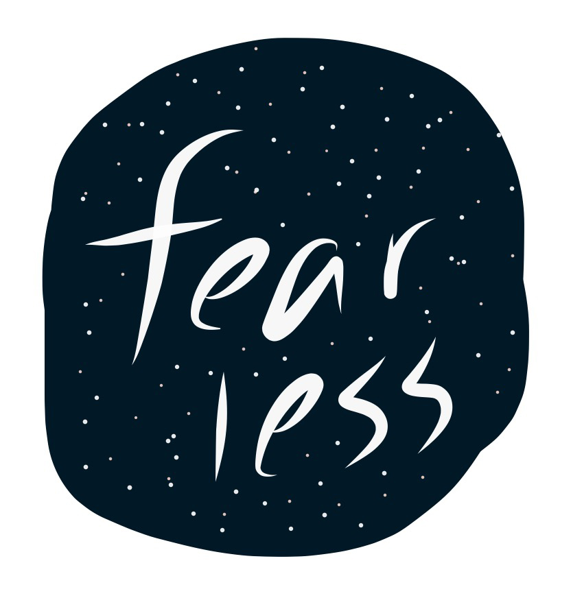 Fearless digital types by Nieves Pumarejo