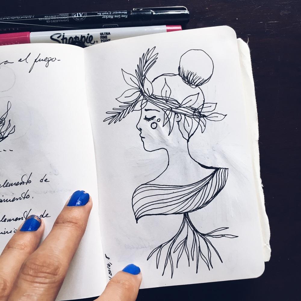 Sketchbook by nwpb