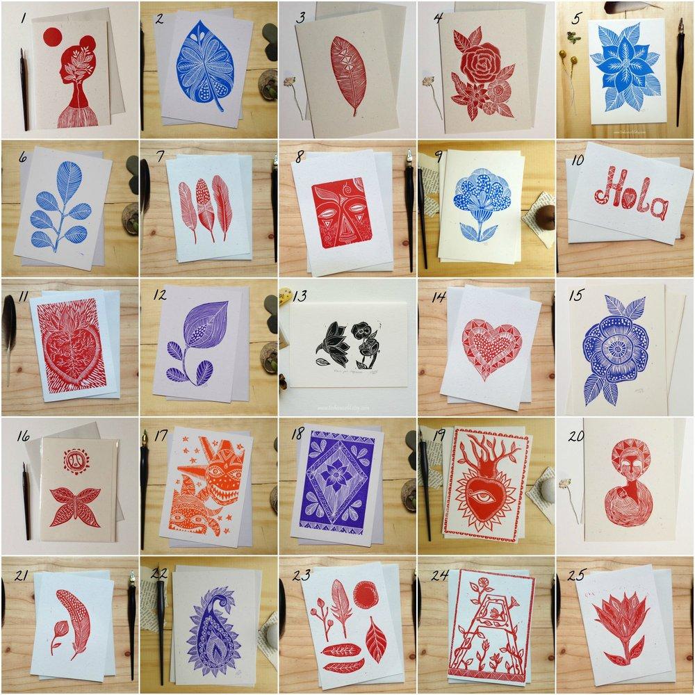 Linocut cards.jpg