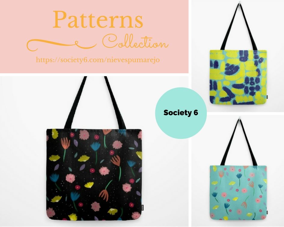 Collection from my Society 6 shop