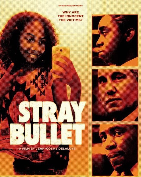 Dear friends, I'm very proud to announce that you can now watch Stray Bullet, the new documentary directed by my husband @jeancosmenyc on @netflix 👏🏻👏🏻👏🏻 The documentary follows the path of a stray bullet bullet that hit and killed 12-year- old Genesis Ricon in 2014 as she was riding he scooter on Rosa Parks Boulevard in Paterson, New Jersey... #netflix #documentary #film #mustwatch #gunviolence #gunviolenceawareness #filmdirector #filmmaking