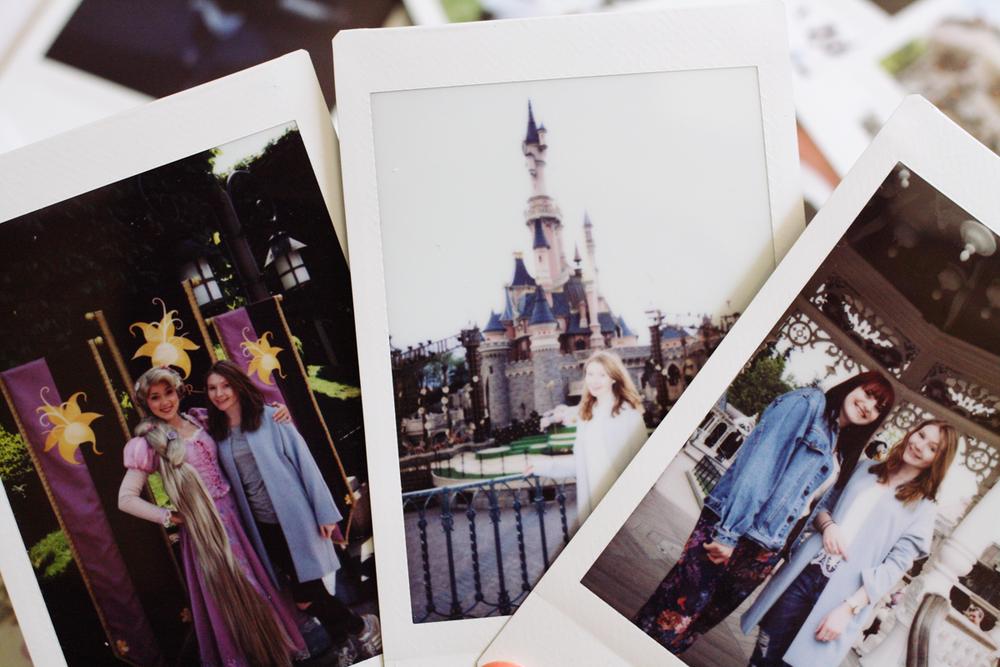 Disneyland Polaroids