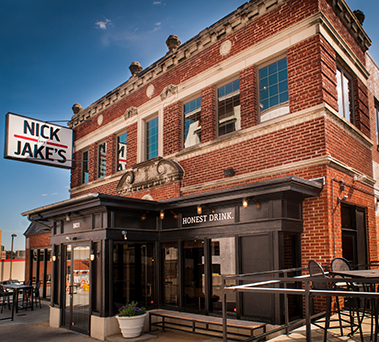 Join us at our next community event! - When: Tuesday, April 17th, 2018 5:00-7:00 pm (visitor remarks at 5:45 pm)Where: Nick and Jake's 5031 Main St, Kansas City, MO 64112Light appetizers and drinks will be available.