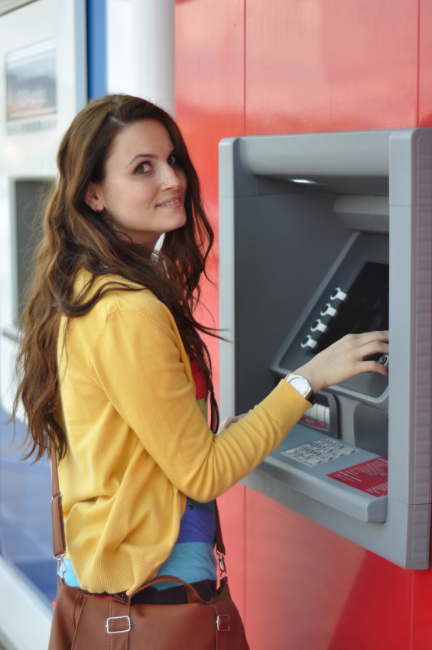 Yellow Woman at ATM.jpg