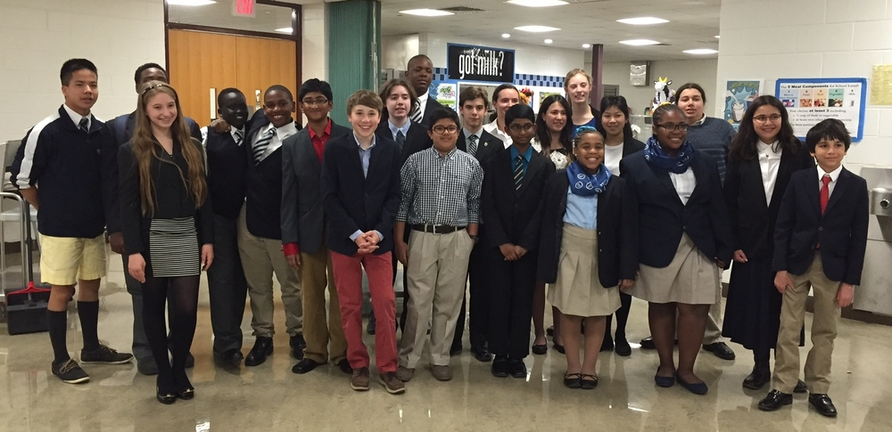 Our Middle Schoolers at State Policy Debate 2016.JPG