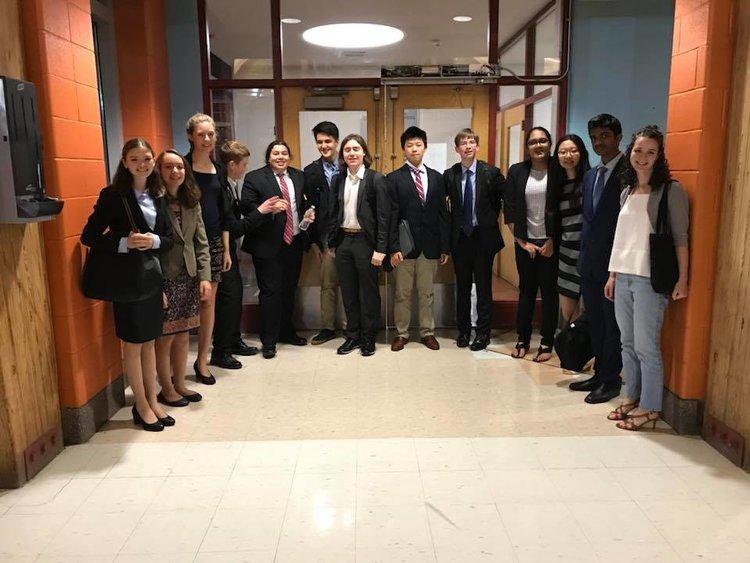 Westfield Academy Of Debate Model Un And Leadership