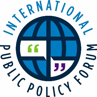 "Westfield has advanced to the ""Sweet 16' round of the 2019 International Public Policy Form!"