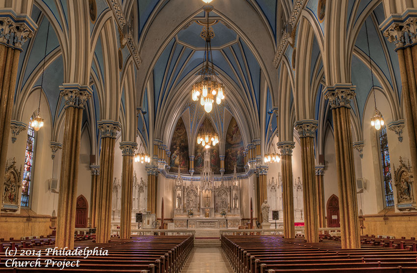 Visitation BVM | Philadelphia Church Project ...