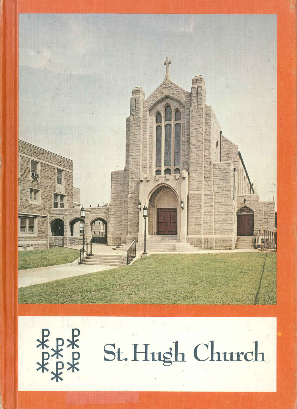 ST. HUGH OF CLUNY 1973 ANNIVERSARY BOOKLET