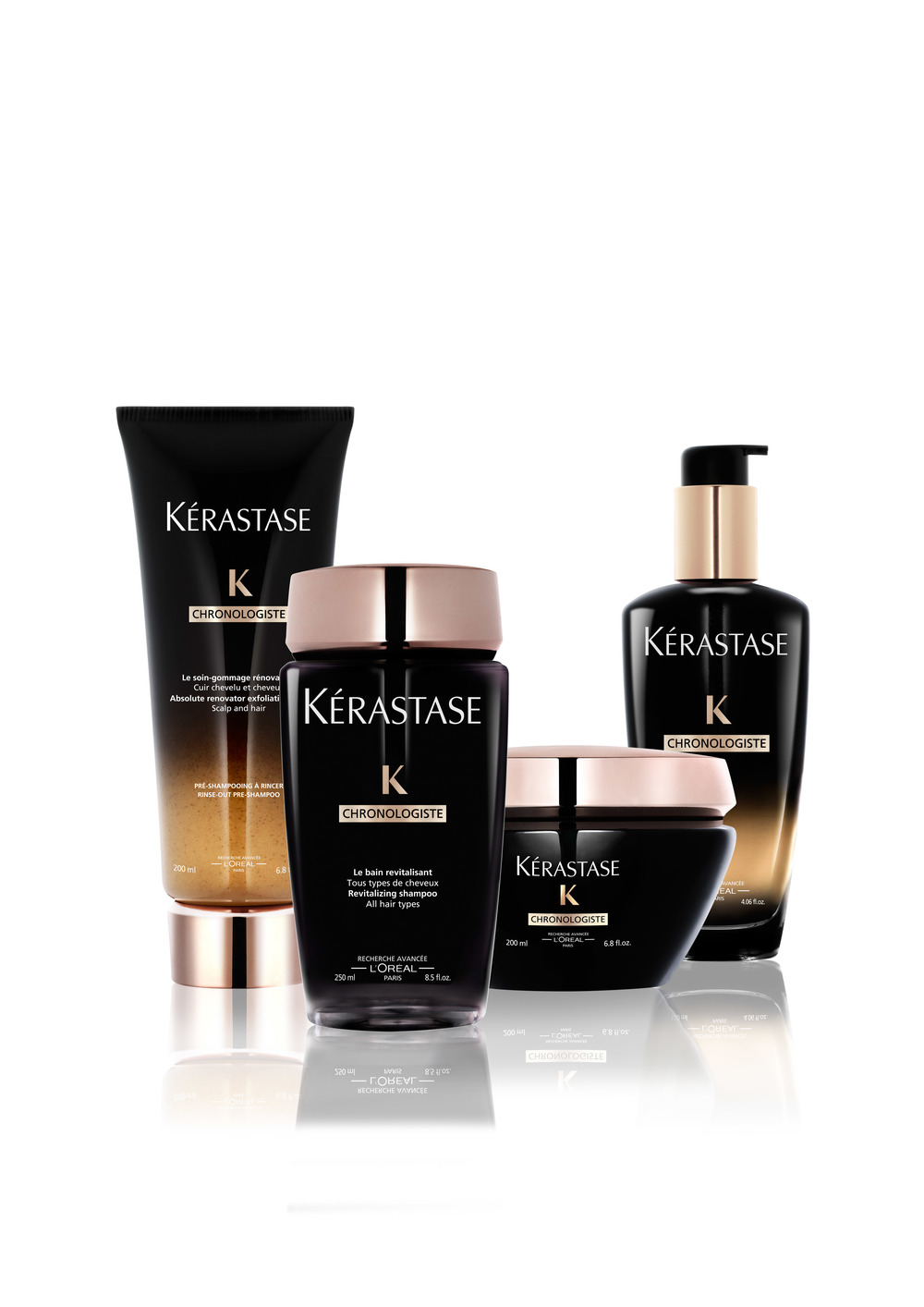 KÈRASTASE CHRONOLOGISTE - THE LUXURY HAIR TREATMENT