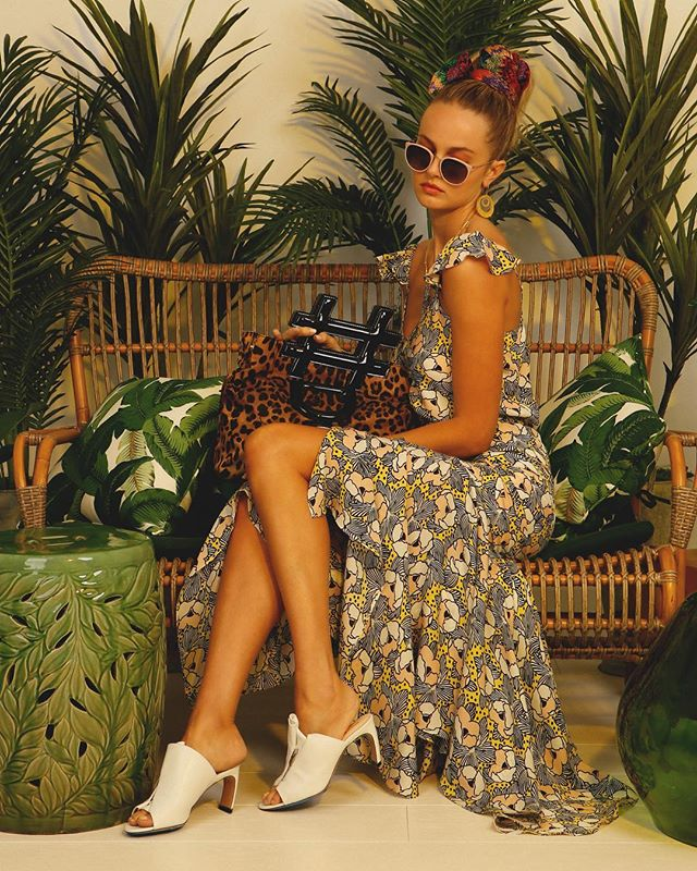 Tropical vibes for @marissanaples  #creativedirector @matthewkritis  #stylist @themarissagirl  #hairandmakeup @makeupbyshanig  #model @lura.normand  #marissacollections #fashion #naplesfashion #fashionphotographer #verinicabeard #boazkashijewelry #lindafarrow #nicholaskirkwood #paulcbuff #michaelowenphotography #michaelowenphoto #naplesphotographer #luxurylifestyle #ilovemyjob #studiophotography