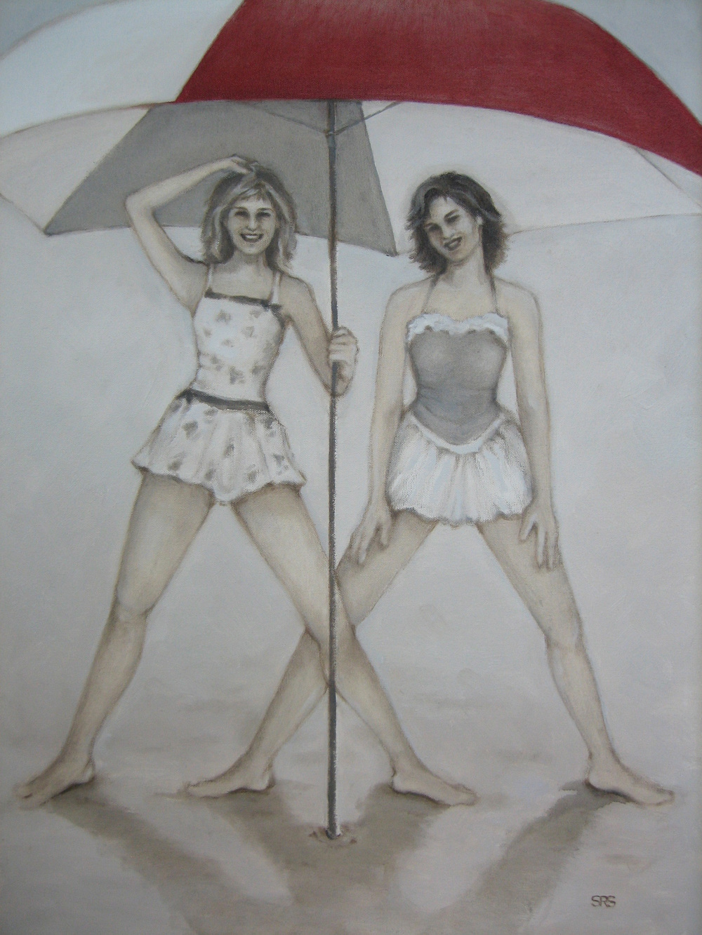 Umbrella Ladies, 2015