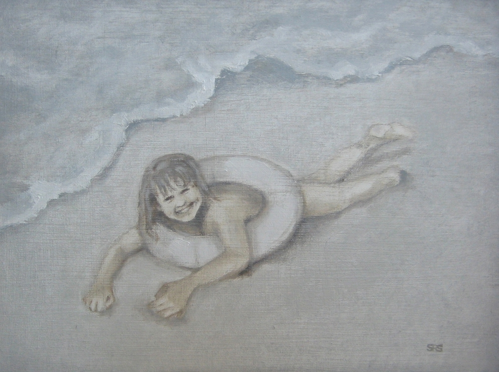 Little Swimmer Girl, 2015