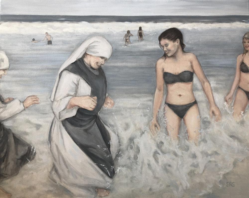 Beach Sisters 4, 2017