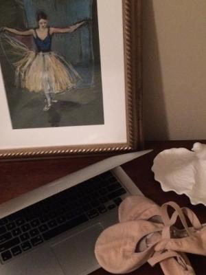 blog for ballet