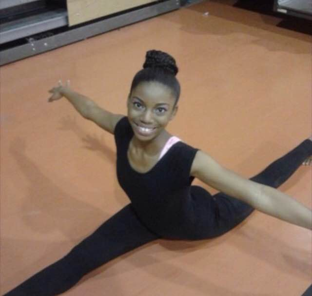 "Fourteen-year-old Davidson student Tarika Holland attended Augusta Ballet's 2015 Lyceum, featuring dance master Dana Tai Soon Burgess. "" I have changed so much in such a good way, physically, mentally and emotionally."""