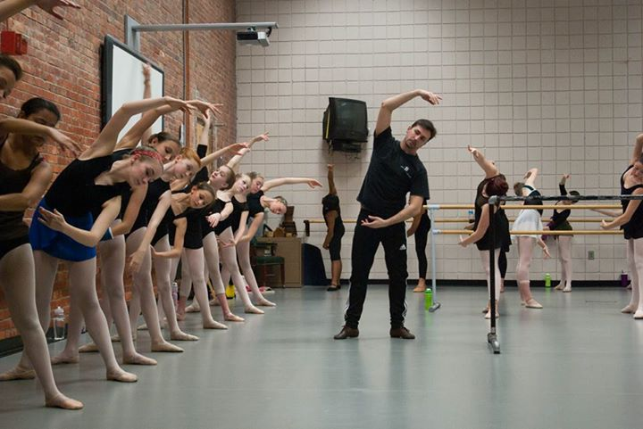 Click to view 2015 American Ballet Theatre Studio Co. photos