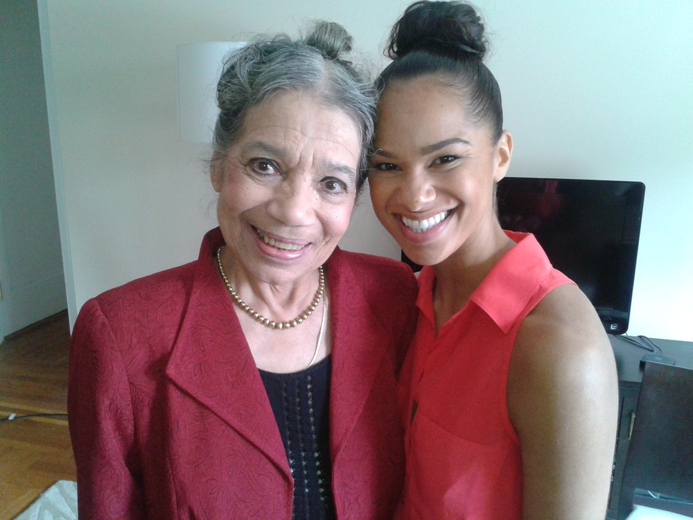 ilkinson and Misty Copeland