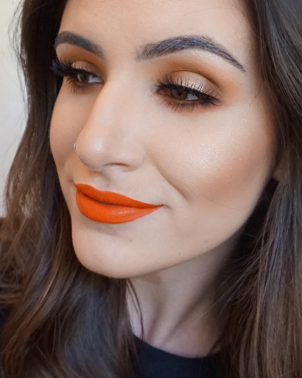 Soft Warm Orange