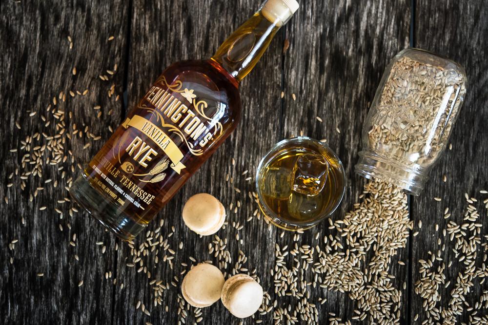 Pennington's Vanilla Rye Whiskey