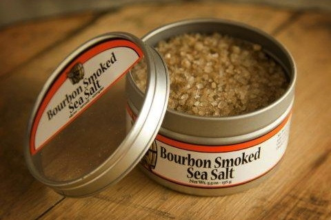 Bourbon Barrel Foods Smoke Sea Salt