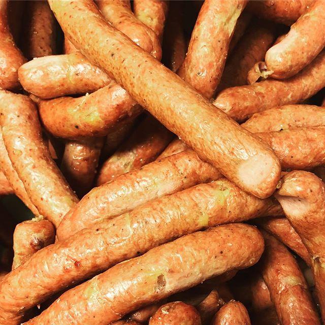 🌭 🌭 🌭 !!!!! #hotdogtime #bestdogsinthegame #canteatjustone #rubsomebaconjamonit #eatrealmeat #legitbutchersunite #sustainableag #youarewhatyoueateats
