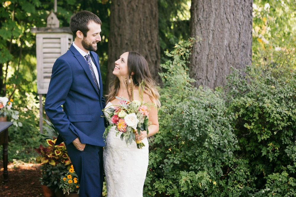 Ben & Sarah - Mt Hood Organic Farms