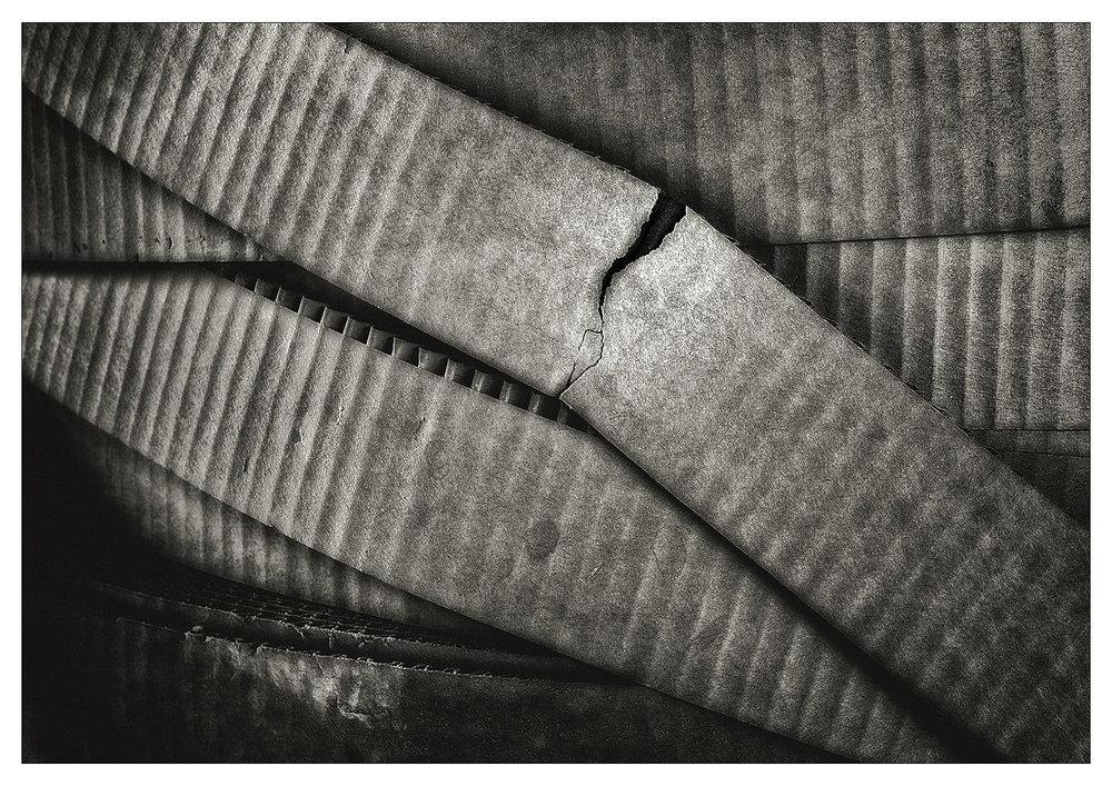 Cardboard Strips