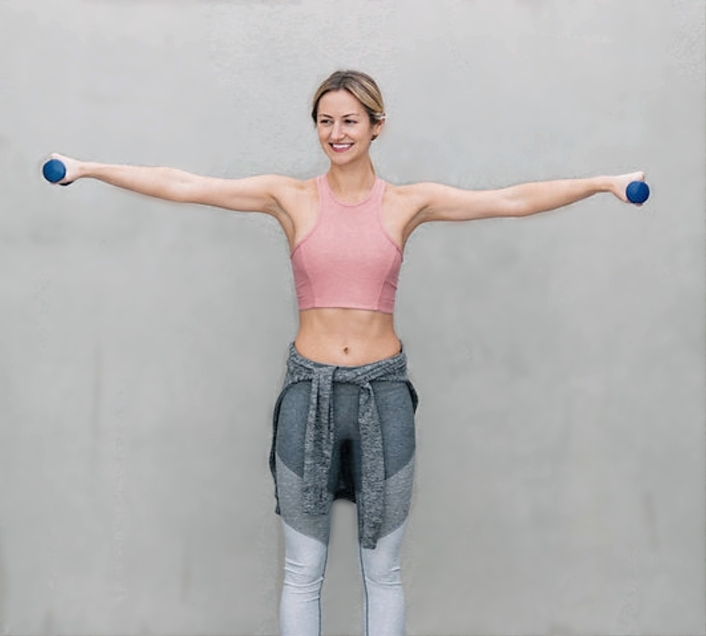 CLICK IMAGE TO PURCHASE   TRAINER: debbie siebers   WORKOUTS: 25-50 mins/ 6 weeks   STYLE: low impact, resistance training   LEVEL: beginner   GOAL: TONE abs, thighs, butt, and hips