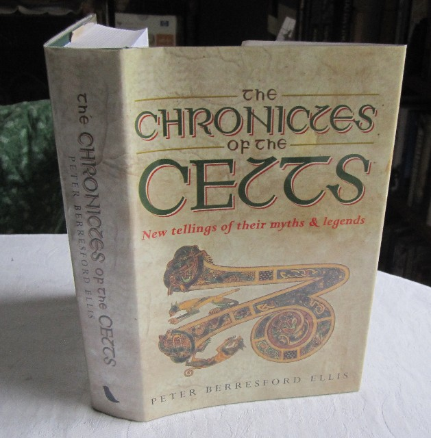 Chronicles of the Celts--Peter Beresford Ellis The stirring sagas of gods and goddesses, heroes and heroines, enchanted weapons and fantastic beasts from all six Celtic cultures -- Irish, Scots, Welsh, Cornish, Manx, and Breton -- are retold from ancient times in a major new collection for a modern readership.