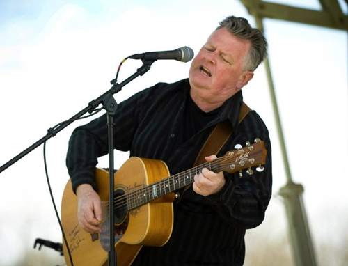 Seamus Kelleher was born in Galway city in 1954. The youngest of five children, he studied piano at age nine and continued to do so until he picked up the guitar at age fourteen. Within a few weeks, Seamus knew what he would be doing for the rest of his life. By age 15, he was performing acoustic concerts at venues all over Galway. By 16 he joined a rock group called Spoonful where he switched from acoustic to electric guitar. He quickly developed a reputation for his flamboyant blues-style guitar often opening for bands such as Thin Lizzy. Seamus toured the US in 1974 with a band called Rock & Roll Circus. Shortly after the tour, he packed his bags and moved to New York where once again he quickly developed a large following. He performed all over the US and Europe with the Sean Fleming Band. In 1996 he joined forces with Blackthorn, Philadelphia's legendary Celtic Rock band. Seamus did more than a thousand shows with Blackthorn. In 2010, Seamus decided it was time to embark on a solo career. In just a few short years, he has put together a show that combines comedy, story telling. virtuoso guitar playing and a wonderful collection of original and unique cover material. His shows are not for the faint of heart. He will keep you on the edge of your seat for hours so fasten up and enjoy the ride!