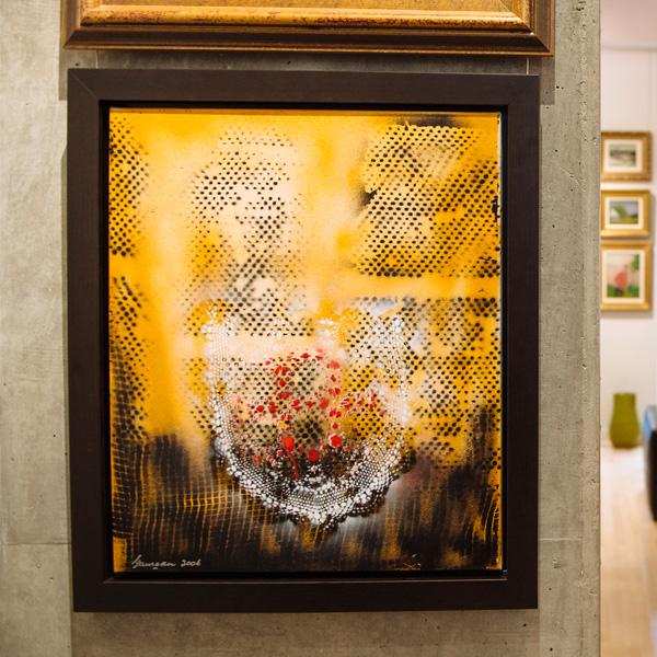 vous pouvez placer vos oeuvres d'art en consigne à la galerie Nuance de Montréal