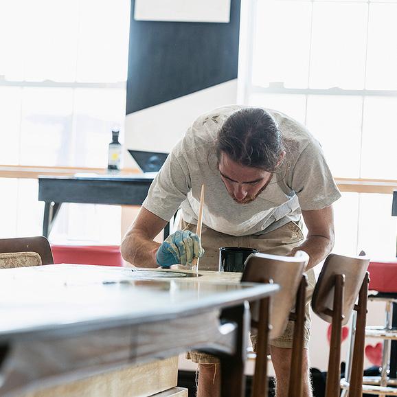 service de restauration d'oeuvres d'art offert à Montréal