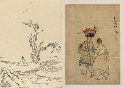 The Anxiety of Influence: (Mis)reading Chinese Art in Late Choson Korea Tuesday, February 3, 12-1pm Room 1636 School of Social Work Building