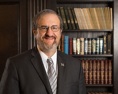 """""""Mark Schlissel University of Michigan"""" by Reagents of The University of Michigan / University of Michigan - Michigan Photography. Licensed under CC BY-SA 1.0 via Wikimedia Commons - https://commons.wikimedia.org/wiki/File:Mark_Schlissel_University_of_Michigan.jpg#/media/File:Mark_Schlissel_University_of_Michigan.jpg"""