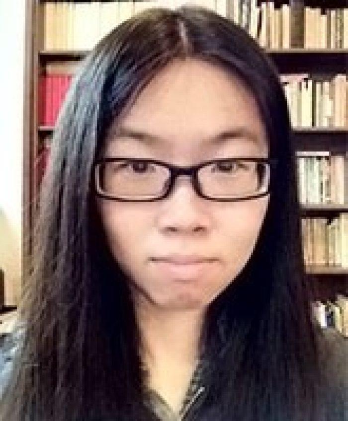 Xiaoxi Zhang LRCCS PhD Candidate