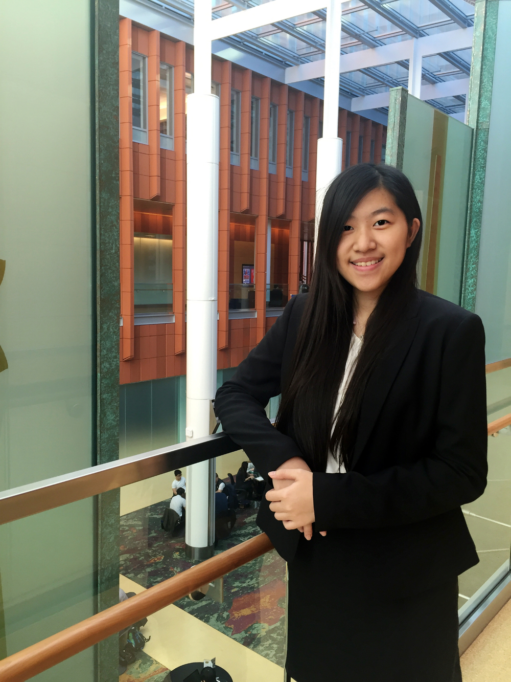 Cherry Tou  Ross Business School Undergraduate