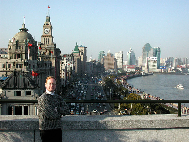 Patrick Cranley   LRCCS MA '88 Co-founder of AsiaMedia and Historic Shanghai
