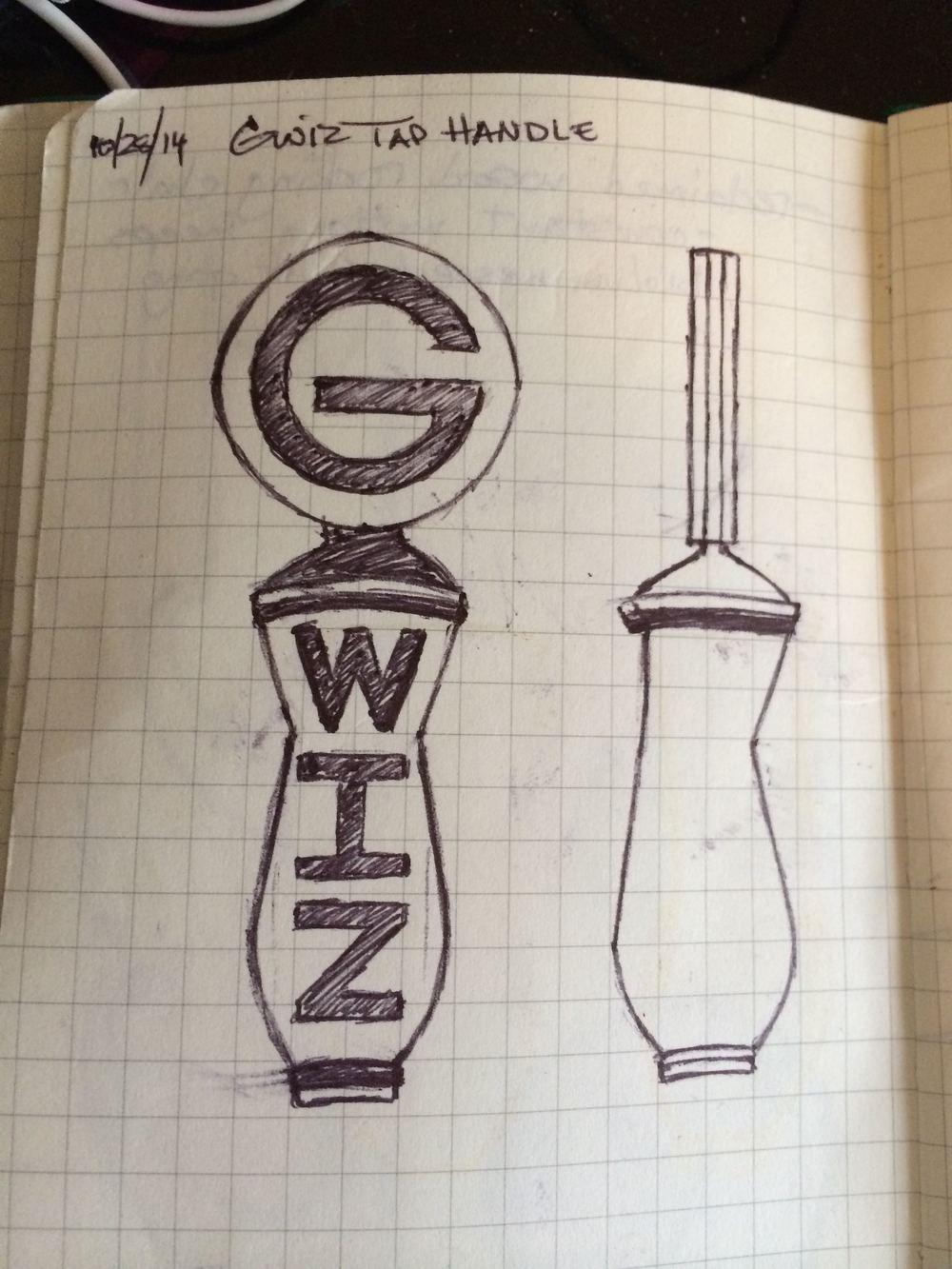 Concept Sketch 10/28/14