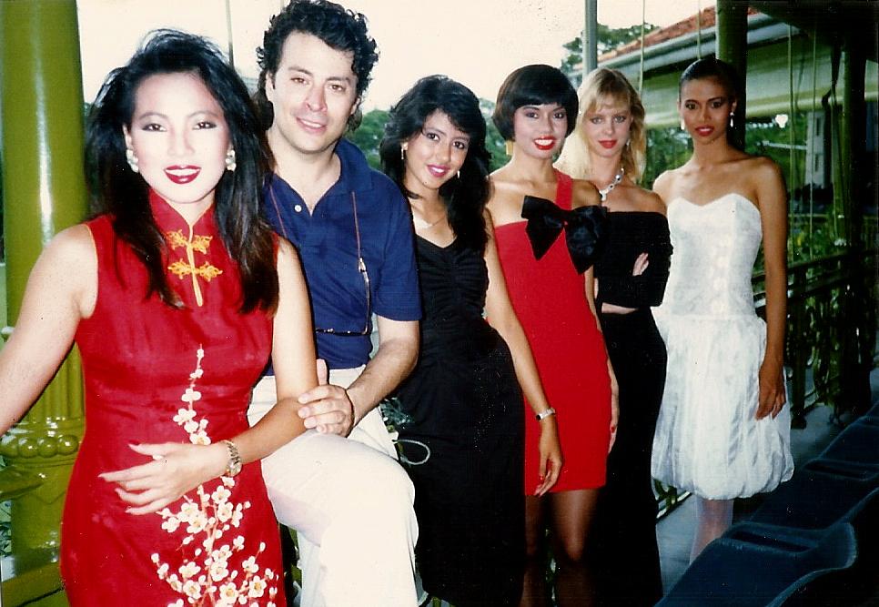 Singapore Club, 1988.
