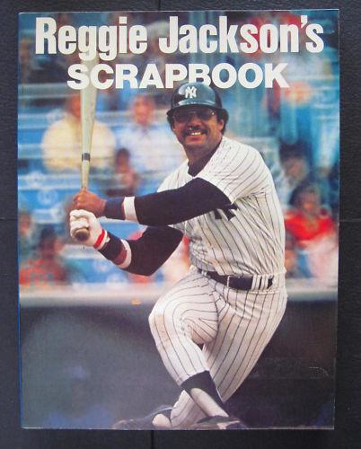 Reggie Jackson's Scrapbook