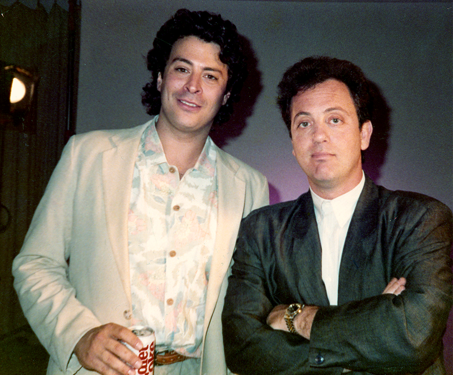 Martin and Billy Joel