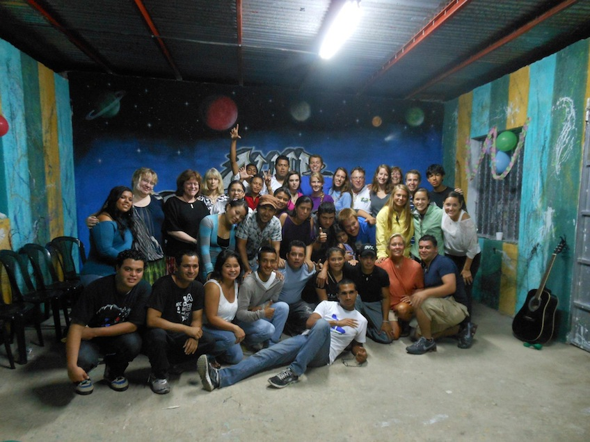 Nicaragua- Vida Joven