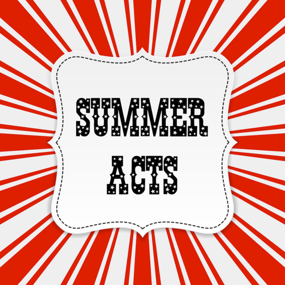Summer ACTS Summer 2015